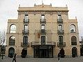 024 Ajuntament d'Olesa de Montserrat, pl. Fèlix Figueras i Aragay.jpg