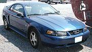 2004 Mustang Coupé