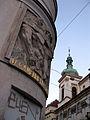 044 Casa U Kamenného Stolu i campanar de Sant Ignasi.jpg