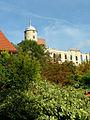 06-Janowiec z widokiem nawzgórze zamku.JPG