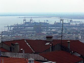 Port of Thessaloniki - Overview