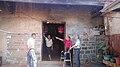0922莫蘭蒂颱風造成金門重大災情,金門榮服處呂副處長親至特需照顧榮民住處訪視1 (29903061042).jpg