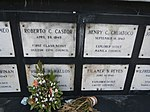 09231jfBonifacio Avenue Manila North Cemeteryfvf 04.JPG