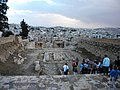 1. Jordan, Jerash (Gerasa). Panoramic view from the old ruins.jpg