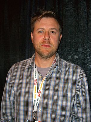 Scott Campbell (artist) - Campbell at the 2012 New York Comic Con.