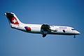 103cw - Crossair Avro RJ 100; HB-IYZ@ZRH;11.08.2000 (5067229626).jpg