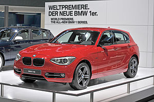 BMW・1シリーズの画像 p1_1