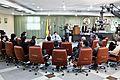 14-14น. นายกรัฐมนตรี บันทึกรายการเชื่อมั่นประเทศไทยก - Flickr - Abhisit Vejjajiva.jpg