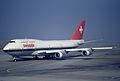 14an - Swissair Boeing 747-357 (M); HB-IGG@ZRH;15.02.1998 (5217481158).jpg