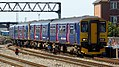 150216 and 150 number 263 to Cardiff Central (20509398645).jpg