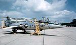 157th Fighter-Interceptor Squadron - Lockheed F-104A Starfighter 56-0841.jpg