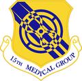 15th Medical gp emblem.png