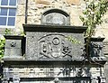 17thC tomb sculpture, Greyfriars Kirkyard - geograph.org.uk - 1351506.jpg