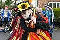 18.12.16 Ringheye Morris Dance at the Bird in Hand Mobberley 156 (30922546083).jpg