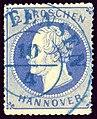 1864 Hannover 2Gr Mi24ya PATTENSEN.jpg