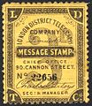 1865 London & District Telegraph Co. 3d stamp.jpg