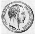 1868 Danish 2 rigsdaler obverse.png