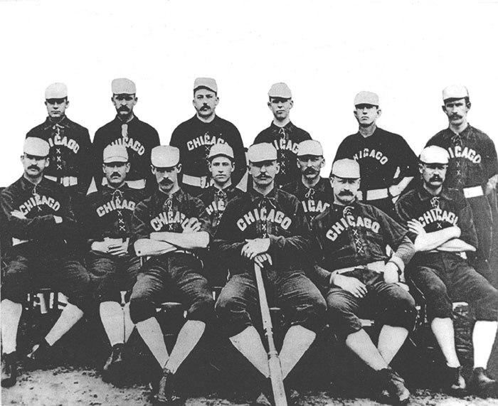 1880 Chicago White Stockings