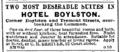 1885 HotelBoylston ad BostonEveningTranscript Nov4.png
