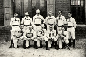 1888 Chicago White Stockings season - Image: 1888 Chicago White Stockings