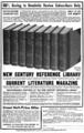 1909 CurrentLiteraturePubCo ad HomileticReview v63 no5.png