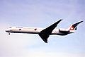 190eo - Crossair MD-83, HB-IUO@LHR,05.10.2002 - Flickr - Aero Icarus.jpg