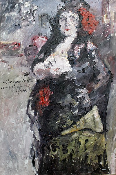 lovis corinth - image 9