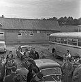 1958 visite d'une délégation INRA au Haras du Pin Cliché Jean Joseph Weber-22-1.jpg