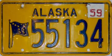 1959 Alaska license plate.png