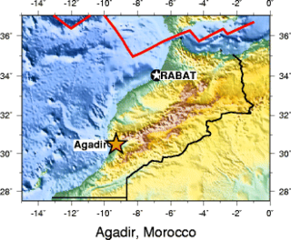 1960 Agadir earthquake
