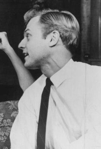 Ken Kercheval - Kercheval in 1963