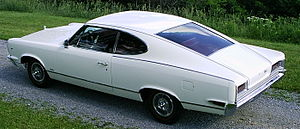 Fastback - Image: 1967 AMC Marlin white with red interior 04 cropped