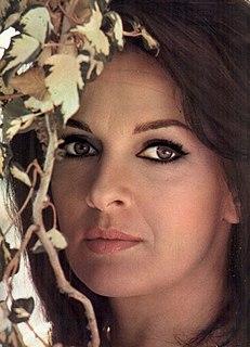 Lisa Gastoni Italian actress