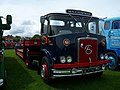 1968 Atkinson Silver Knight (WLP 171G) articulated low loader, 2012 HCVS Tyne-Tees Run.jpg