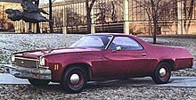 1973 77 Chevrolet Chevelle El Camino Ss Steering Wheel