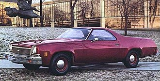 Chevrolet El Camino - 1973 El Camino