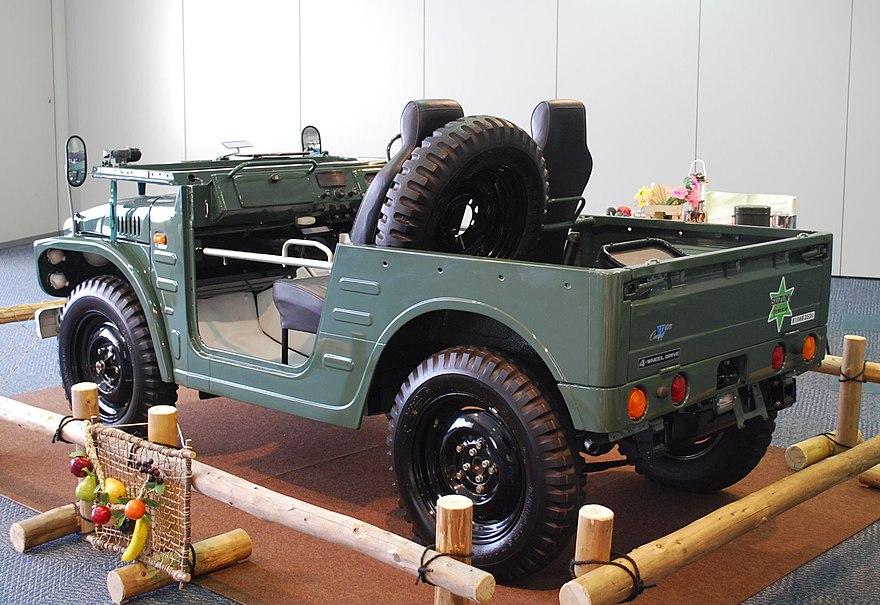 Suzuki Jimny - The Reader Wiki, Reader View of Wikipedia