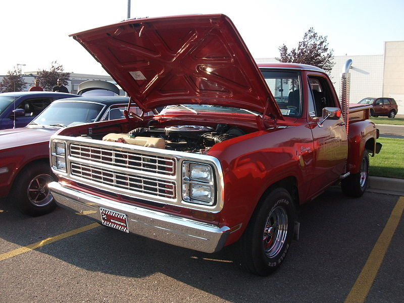 File:1979 Dodge Lil Red Express (4932053175).jpg