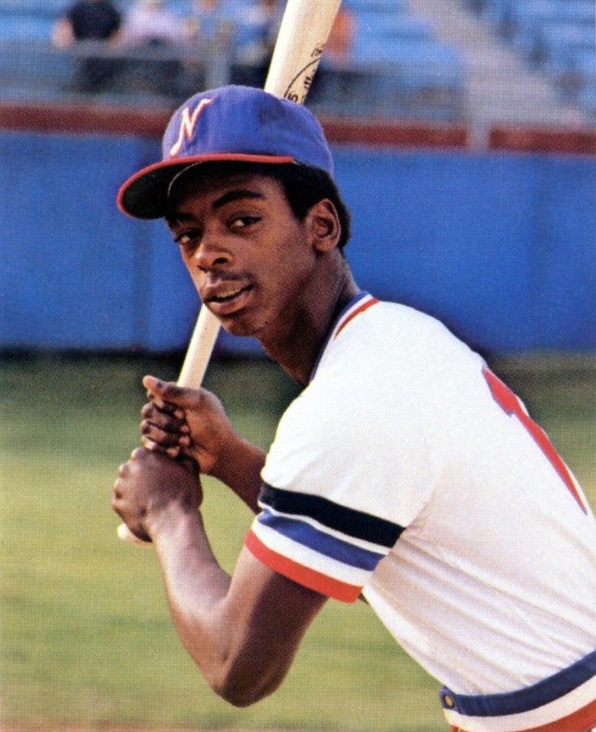 1980 Nashville Willie McGee