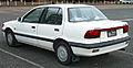 1988-1990 Mitsubishi Lancer (CA) SE sedan (2011-04-22) 03.jpg