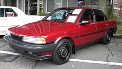 1988 Toyota Camry front & side.jpg