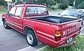 1992 Mitsubishi Triton (MH) 2.5 2WD 4-door utility (2009-09-04) 02.jpg