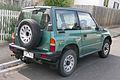 1998 Suzuki Vitara (SE416V Type5) JX hardtop (2015-11-11) 02.jpg