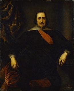 Ralph Hopton, 1st Baron Hopton English politician