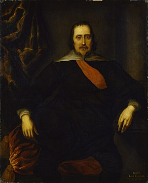 Ralph Hopton, 1st Baron Hopton - Lord Hopton.