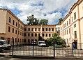 2-й Муринский проспект, 35. Здание поликлиники и детской консультации. Отделение скорой медицинской помощи поликлиники №14.jpg