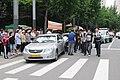 2000년대 초반 서울소방 소방공무원(소방관) 활동 사진 2011060784-ECDDPC 창동 이마트 사거리 교통사고(단순교통사고)14.JPG