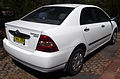 2001-2003 Toyota Corolla (ZZE122R) Ascent sedan 02.jpg