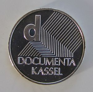 Deutsch: 10 Euro Gedenkmünze 2002 - Documenta ...