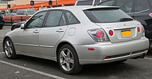 Toyota Altezza Gita JCE10 Japan Exported As Lexus IS SportCross